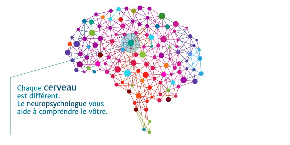 Chaque cerveau est différent.  Le neuropsychologue vous aide à comprendre le vôtre.
